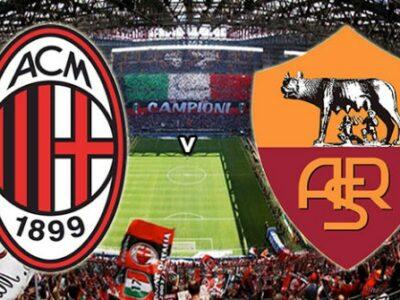 Live Streaming Milan vs Roma, siaran langsung Liga Italia malam ini